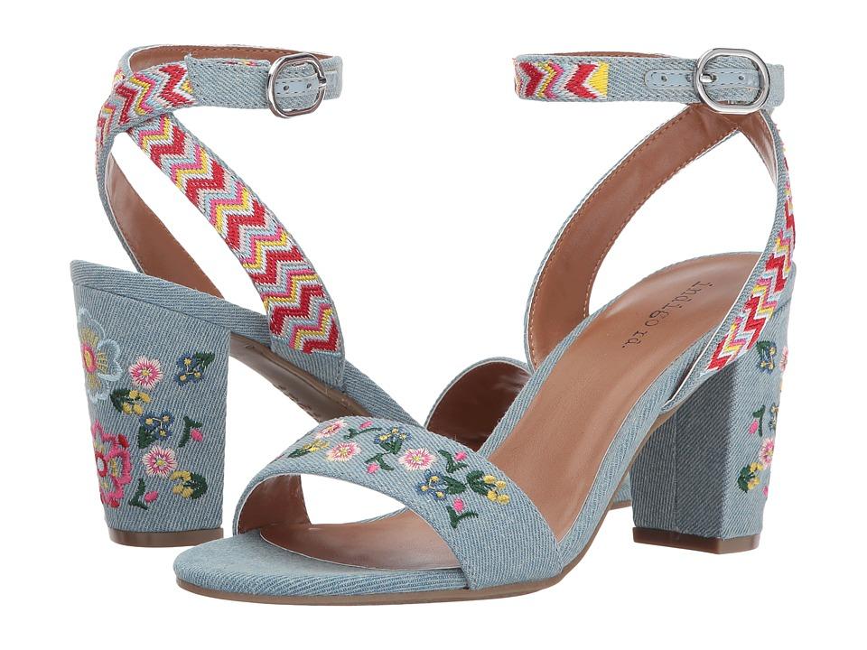 Indigo Rd. - Badie (Light Blue) Women's Shoes