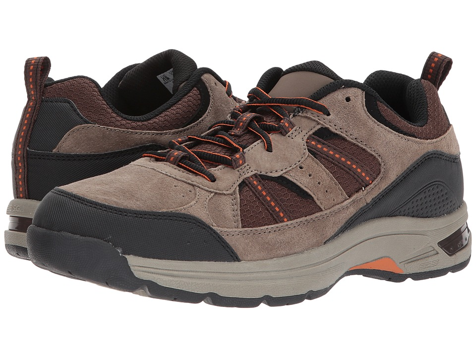 Dr. Scholl's - Trail 830 (Taupe Suede/Mesh) Men's Shoes