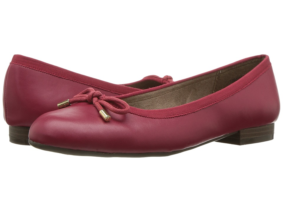 A2 by Aerosoles Good Cheer (Dark Red) Women