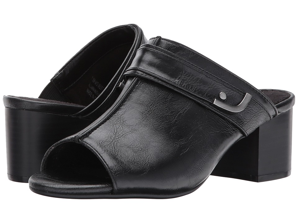 UPC 737280611953 product image for A2 by Aerosoles - Mid West (Black) Women's Shoes | upcitemdb.com