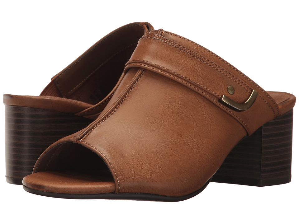 UPC 737280612660 product image for A2 by Aerosoles - Mid West (Dark Tan) Women's Shoes | upcitemdb.com