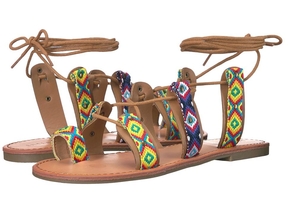 Indigo Rd. - Garlan (Yellow) Women's Shoes