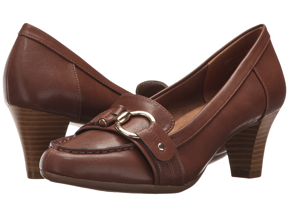 A2 by Aerosoles - Shore Start (Mid Brown Combo) Women's Shoes