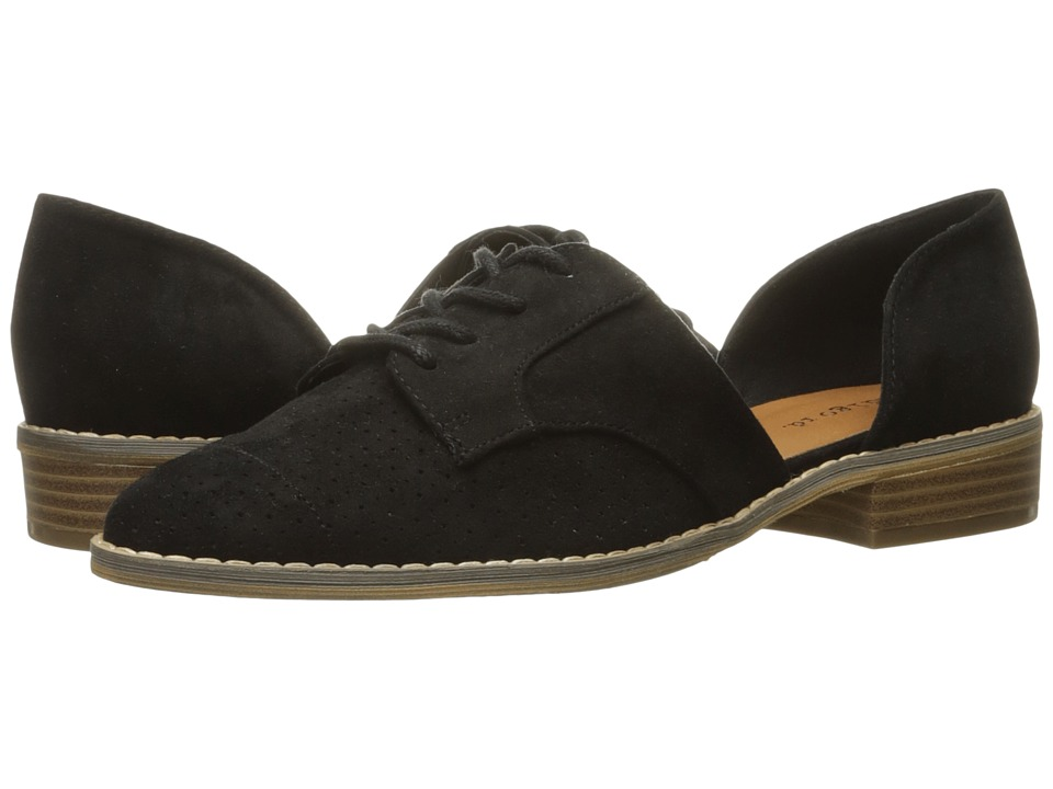Indigo Rd. - Heath (Black) Women's Shoes