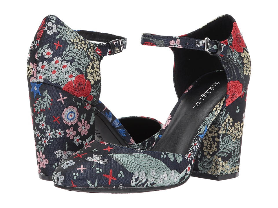 Indigo Rd. - Jet2 (Blue Floral) Women's Shoes