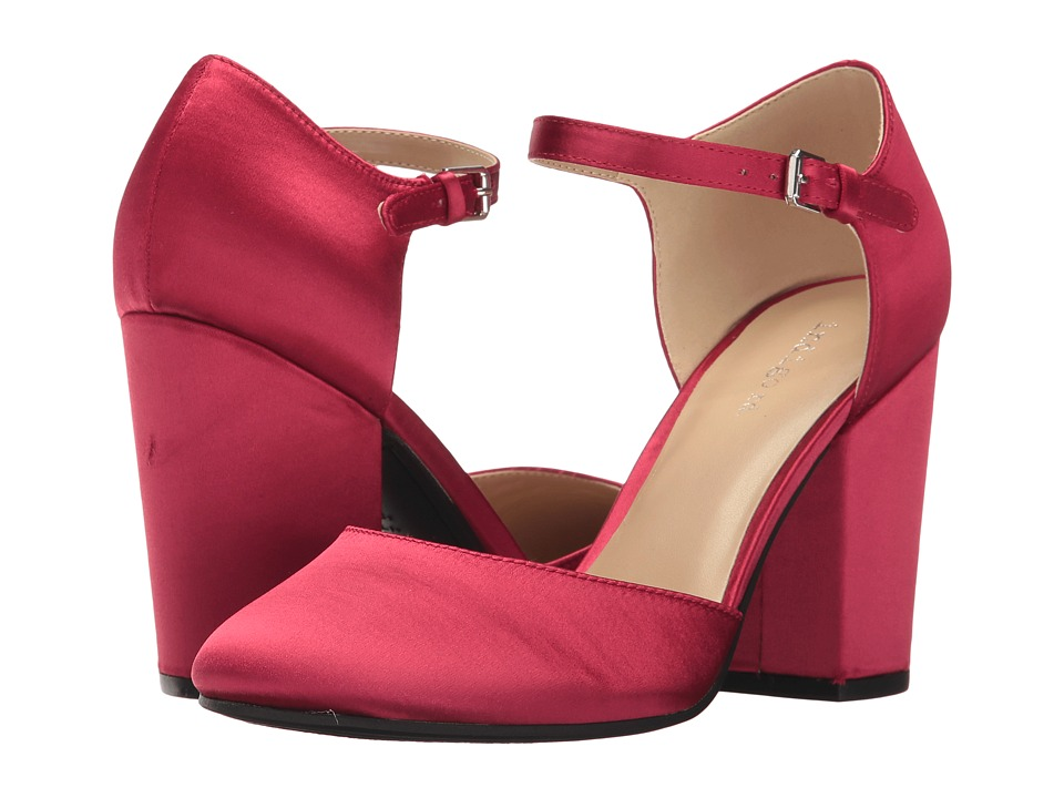 Indigo Rd. - Jet2 (Magenta Satin) Women's Shoes