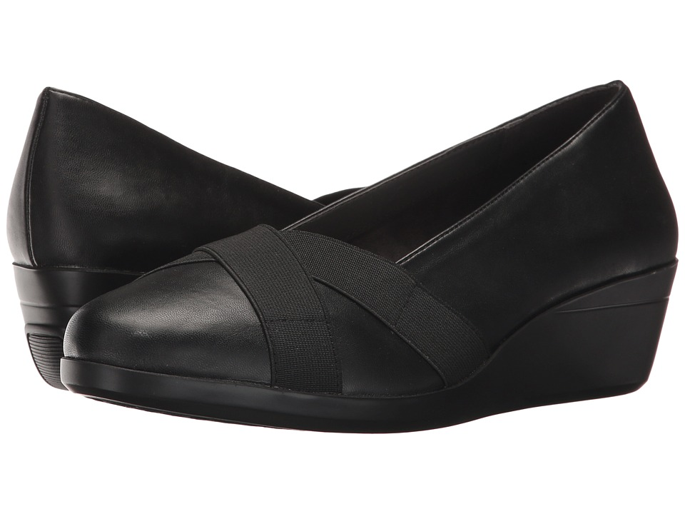 A2 by Aerosoles - Truce (Black) Women's Shoes