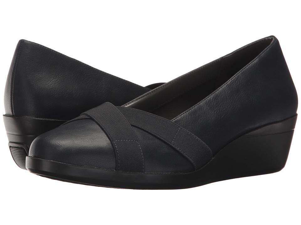 A2 by Aerosoles - Truce (Navy) Women's Shoes