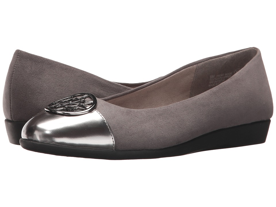 A2 by Aerosoles - Trend Book (Grey Combo) Women's Shoes