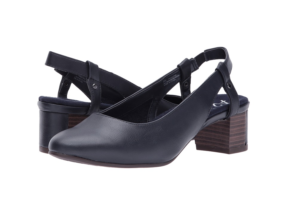 A2 by Aerosoles - Track Pad (Navy) Women's Shoes