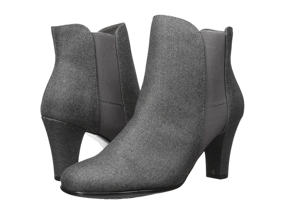 A2 by Aerosoles Strole Along (Grey Wool) Women