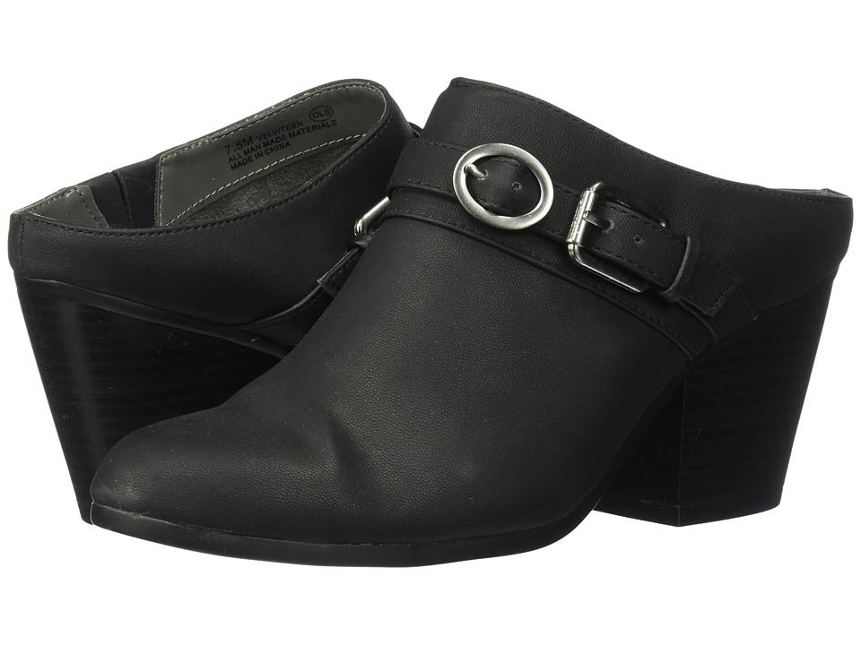 A2 by Aerosoles - Velviteen (Black) Women's Shoes