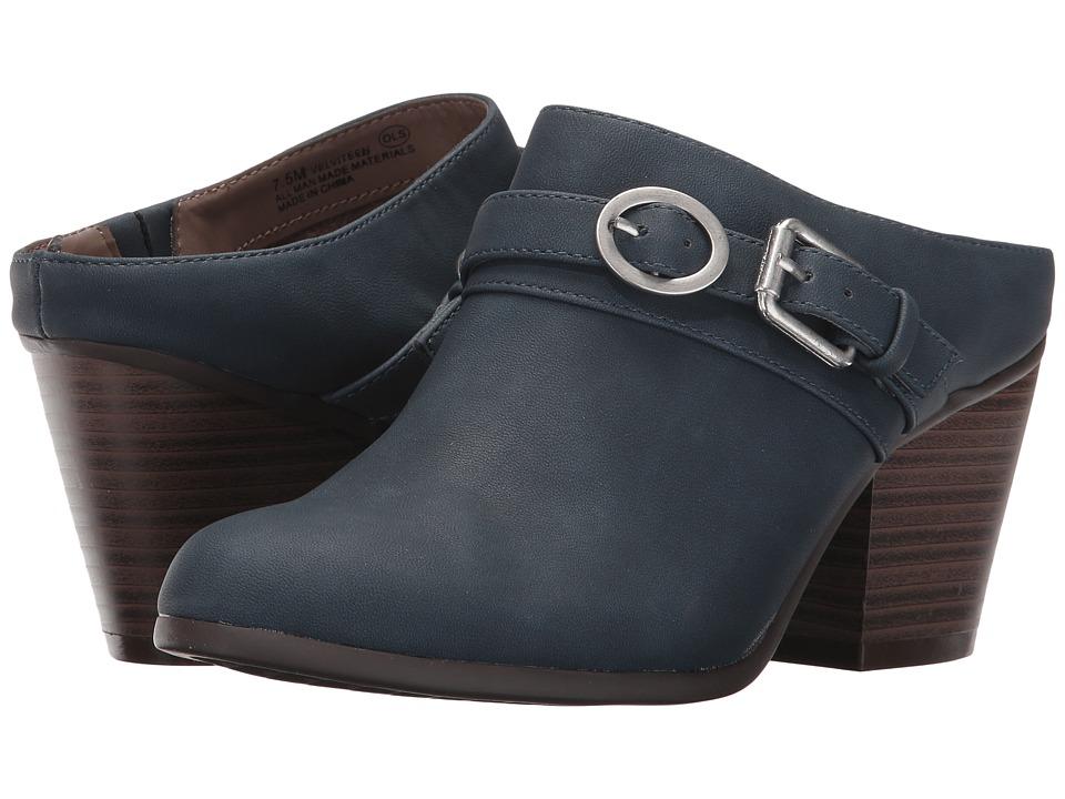 A2 by Aerosoles - Velviteen (Navy) Women's Shoes