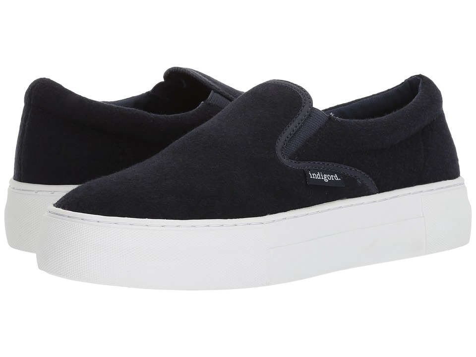 Indigo Rd. - Leroy (Blue) Women's Shoes