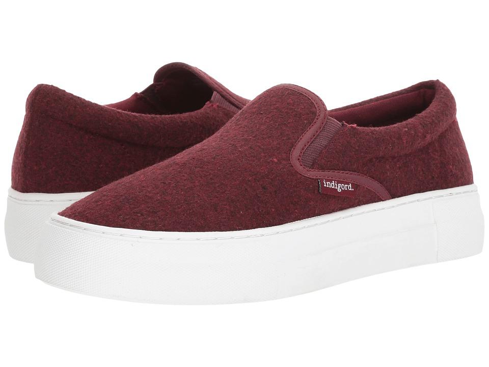 Indigo Rd. - Leroy (Red) Women's Shoes