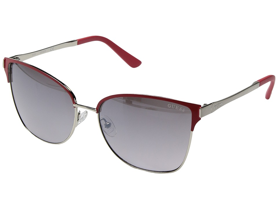 GUESS - GF0273 (Red) Fashion Sunglasses