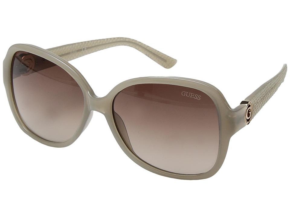 GUESS - GF0275 (Beige) Fashion Sunglasses
