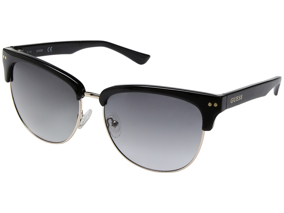 GUESS - GF0283 (Black) Fashion Sunglasses