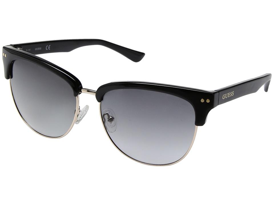 GUESS - GF0283 (Black) Fashion Sunglasses