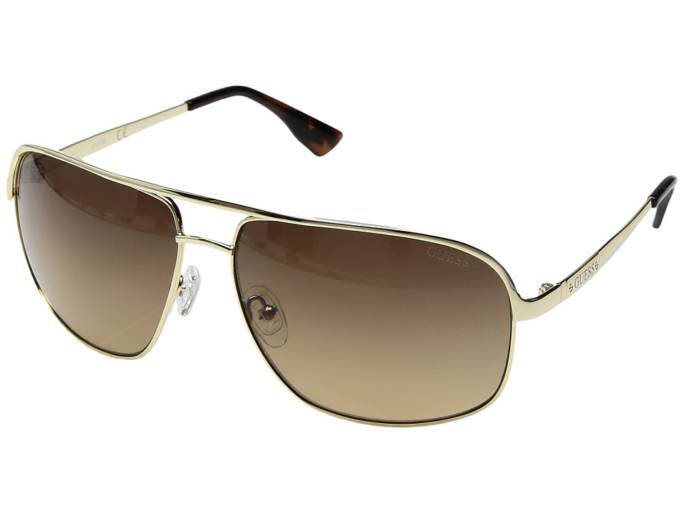 GUESS - GF5000 (Gold) Fashion Sunglasses