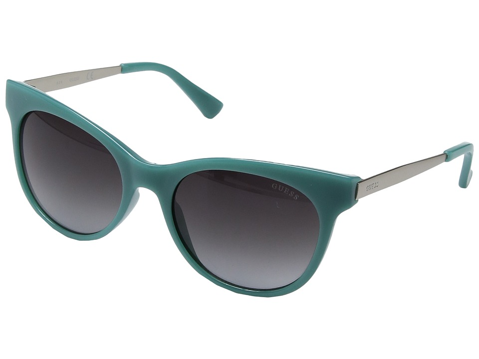 GUESS - GF6007 (Blue) Fashion Sunglasses