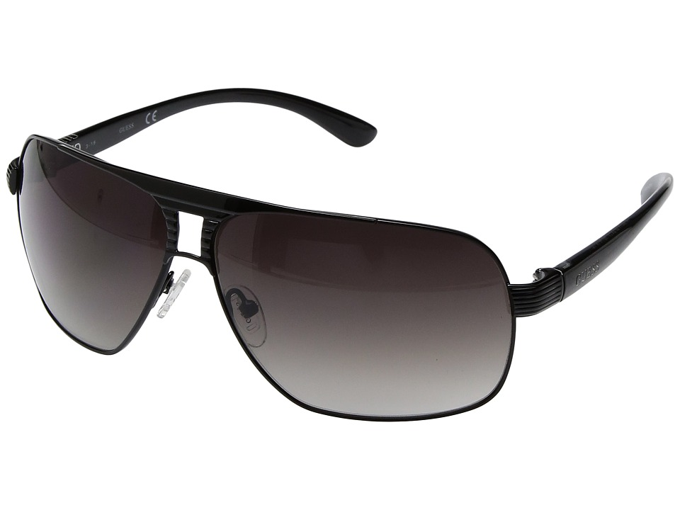 GUESS - GU6512 (Black) Fashion Sunglasses