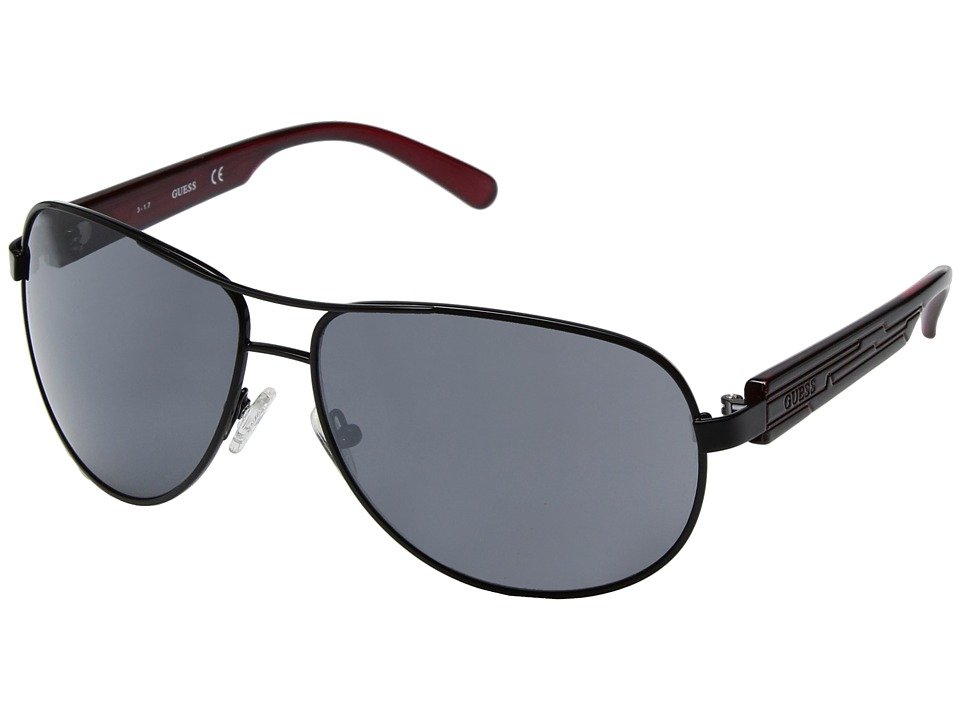 GUESS - GU6675 (Black) Fashion Sunglasses
