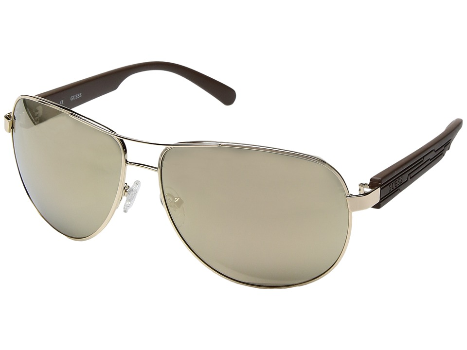 GUESS - GU6675 (Gold) Fashion Sunglasses