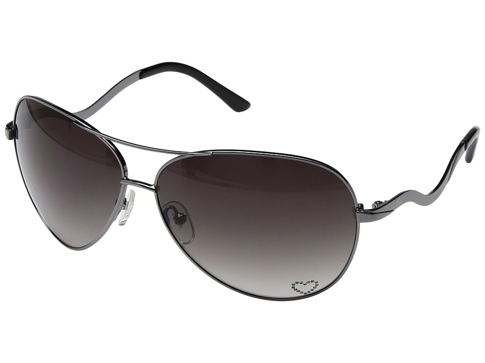 GUESS - GU7021 (Gunmetal) Fashion Sunglasses