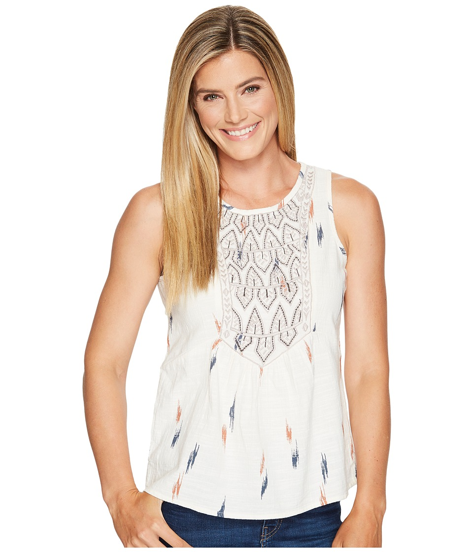 Lucky Brand - Natural Tank Top (Natural Multi) Women's Sleeveless