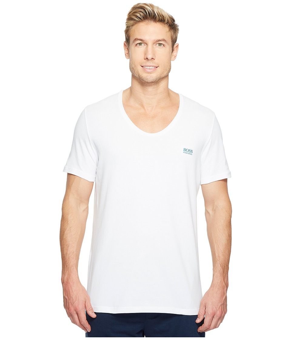 BOSS Hugo Boss - Mix and Match T-Shirt DN 10143871 (White) Men's Pajama