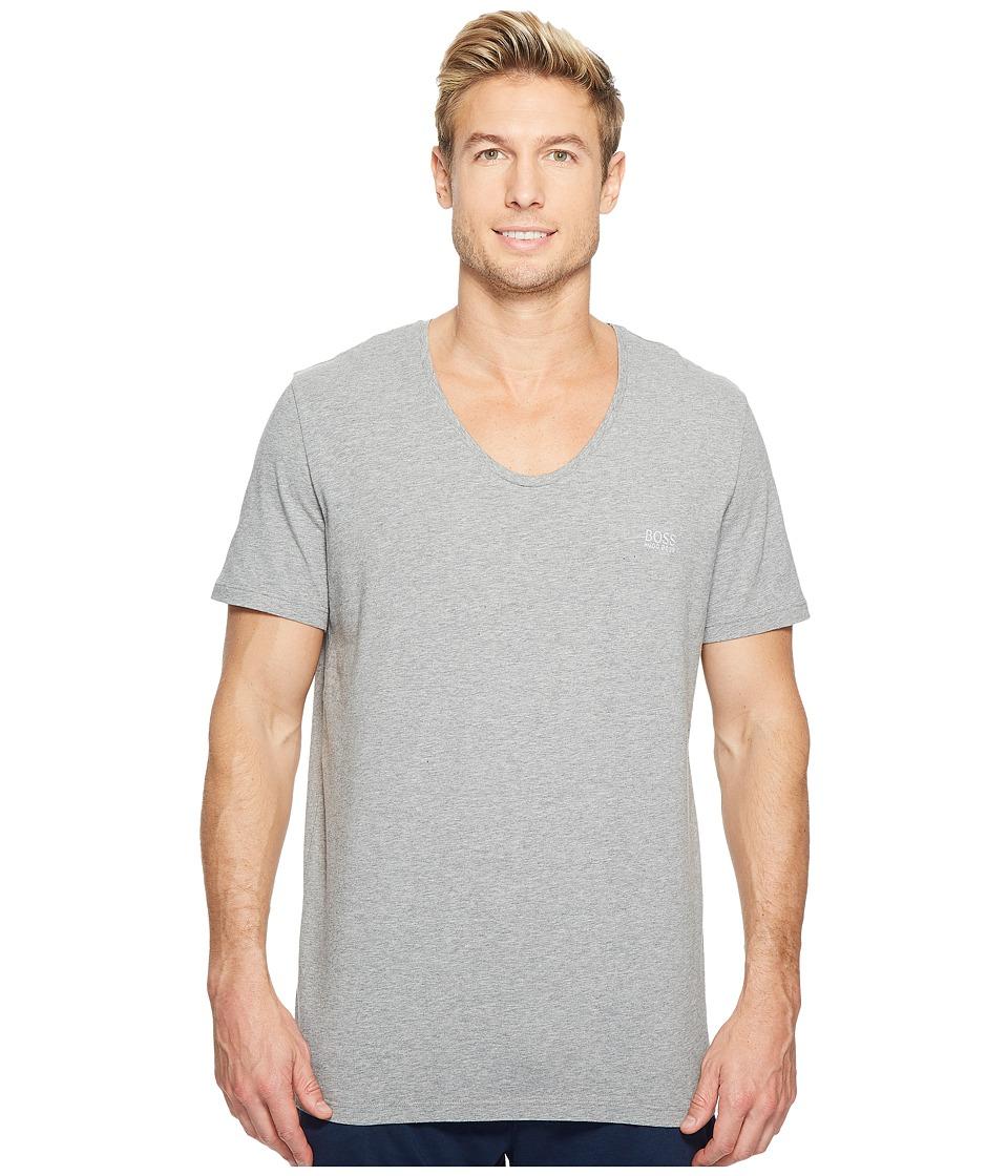 BOSS Hugo Boss - Mix and Match T-Shirt DN 10143871 (Medium Grey) Men's Pajama