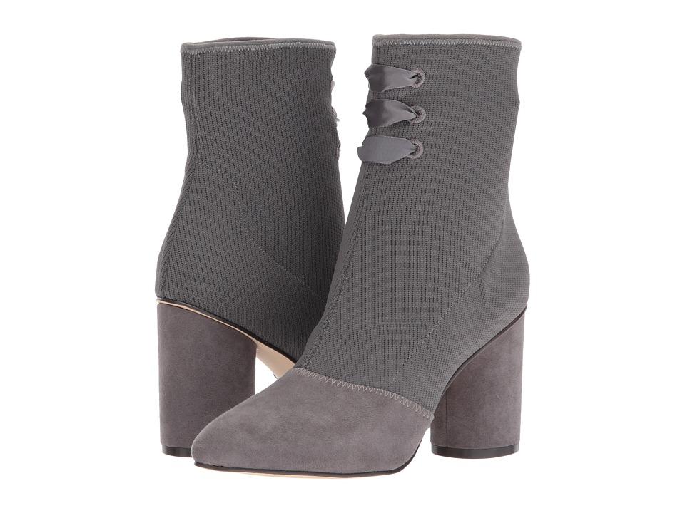 Nine West Cartolina (Dark Grey Multi Fabric) Women