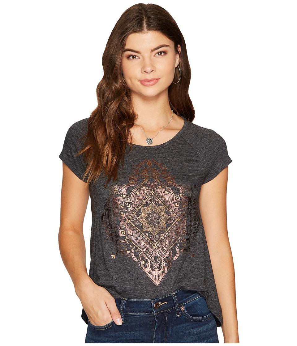 Lucky Brand - Egyptian Tee (Lucky Black) Women's T Shirt