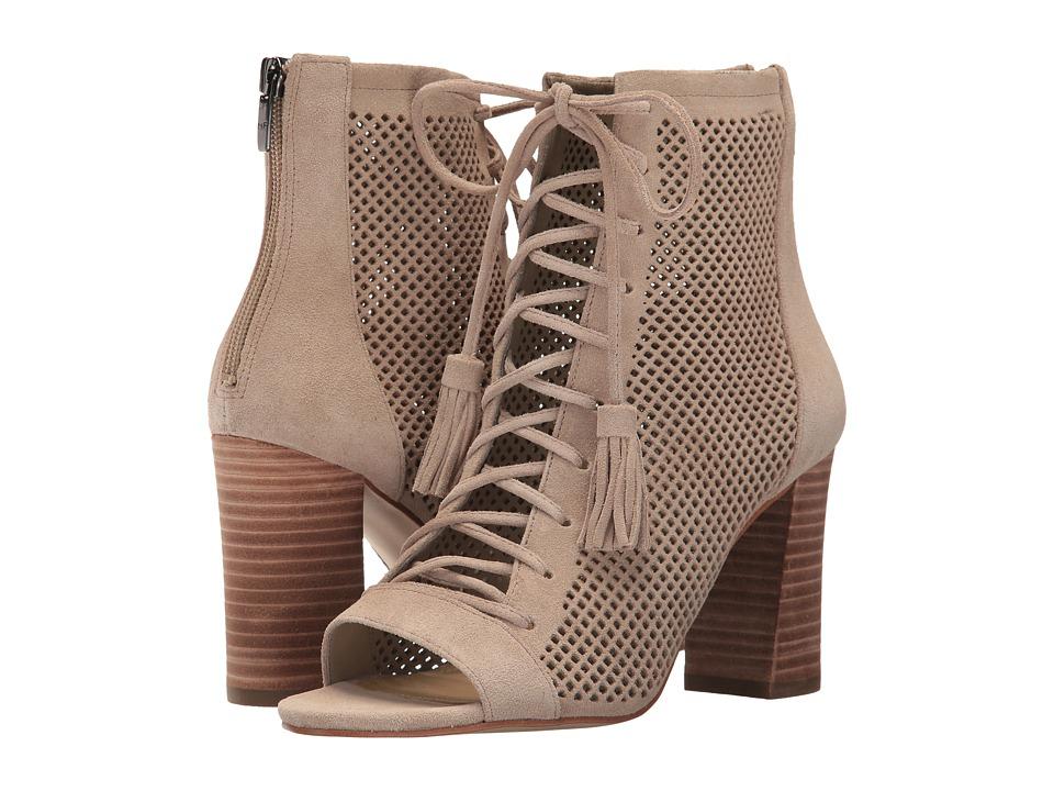 Marc Fisher - Shaini (Natural) Women's Toe Open Shoes