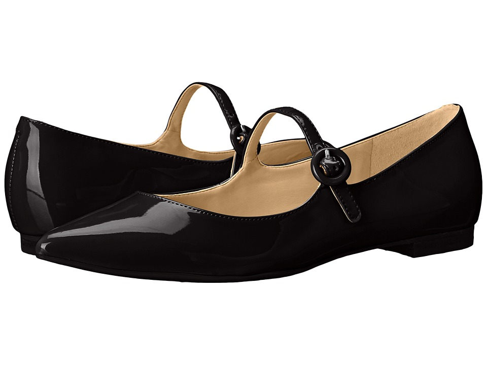 Marc Fisher - Stormy (Black) Women's Slip on Shoes