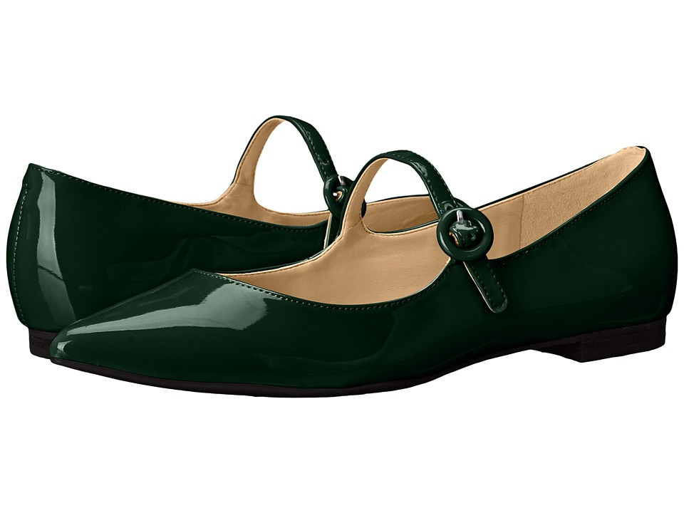 Marc Fisher - Stormy (Green) Women's Slip on Shoes