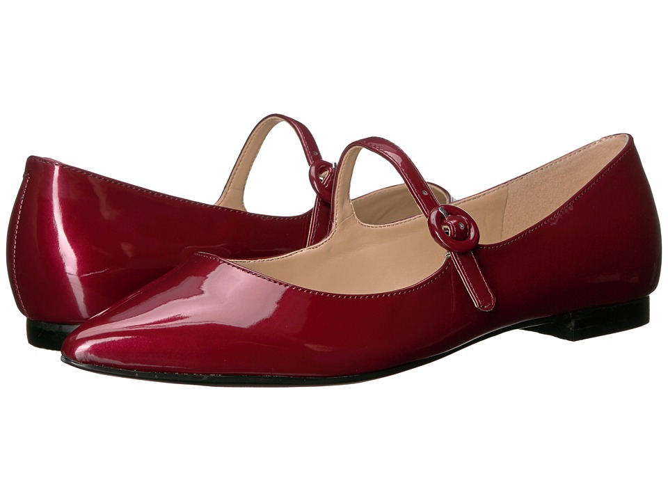 Marc Fisher - Stormy (Red) Women's Slip on Shoes