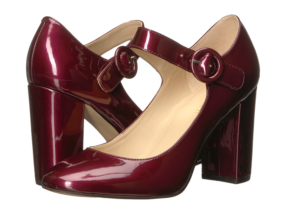 Marc Fisher - Shaylie (Red) Women's 1-2 inch heel Shoes