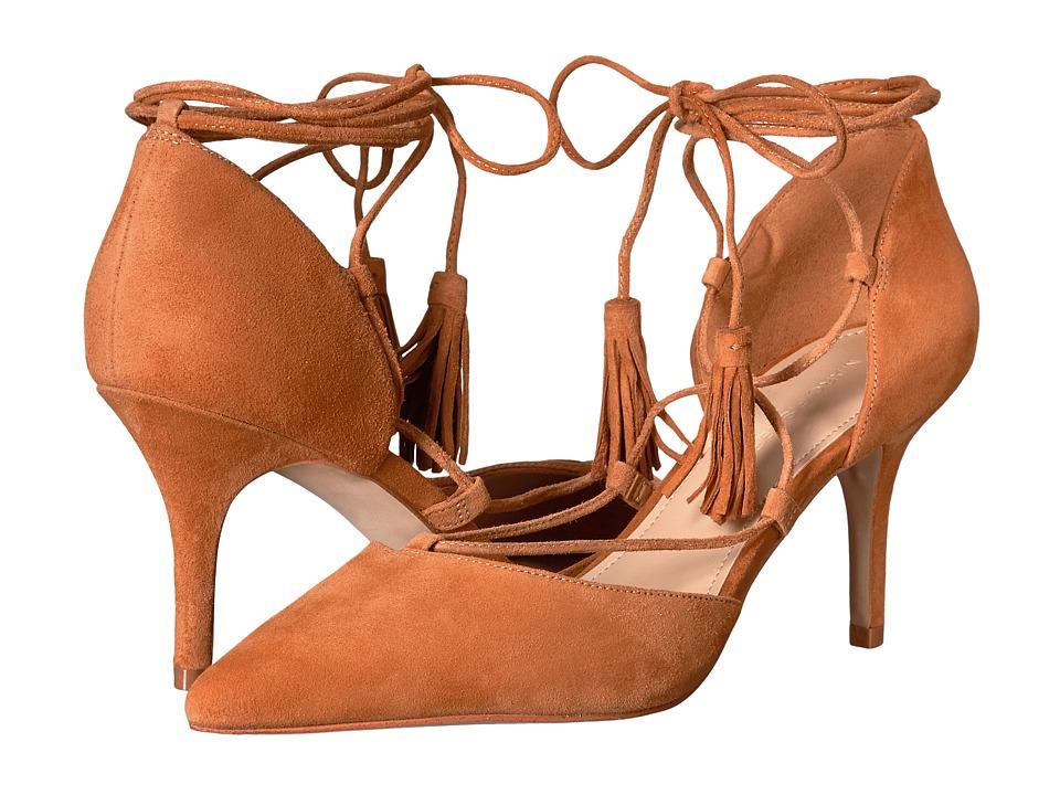Marc Fisher - Tamya (Tan) Women's 1-2 inch heel Shoes