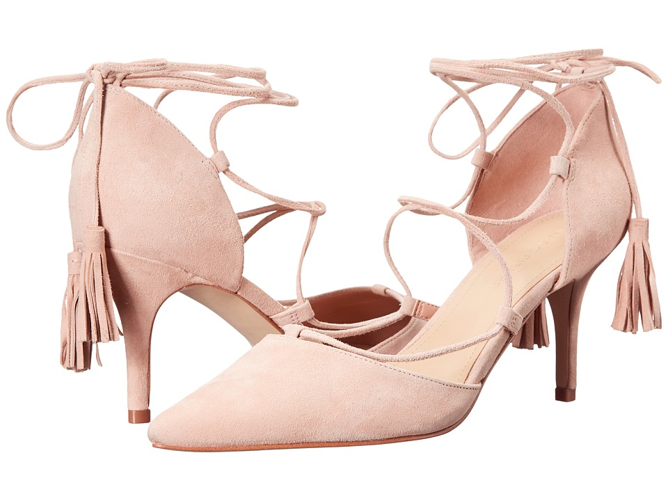 Marc Fisher - Tamya (Pink) Women's 1-2 inch heel Shoes