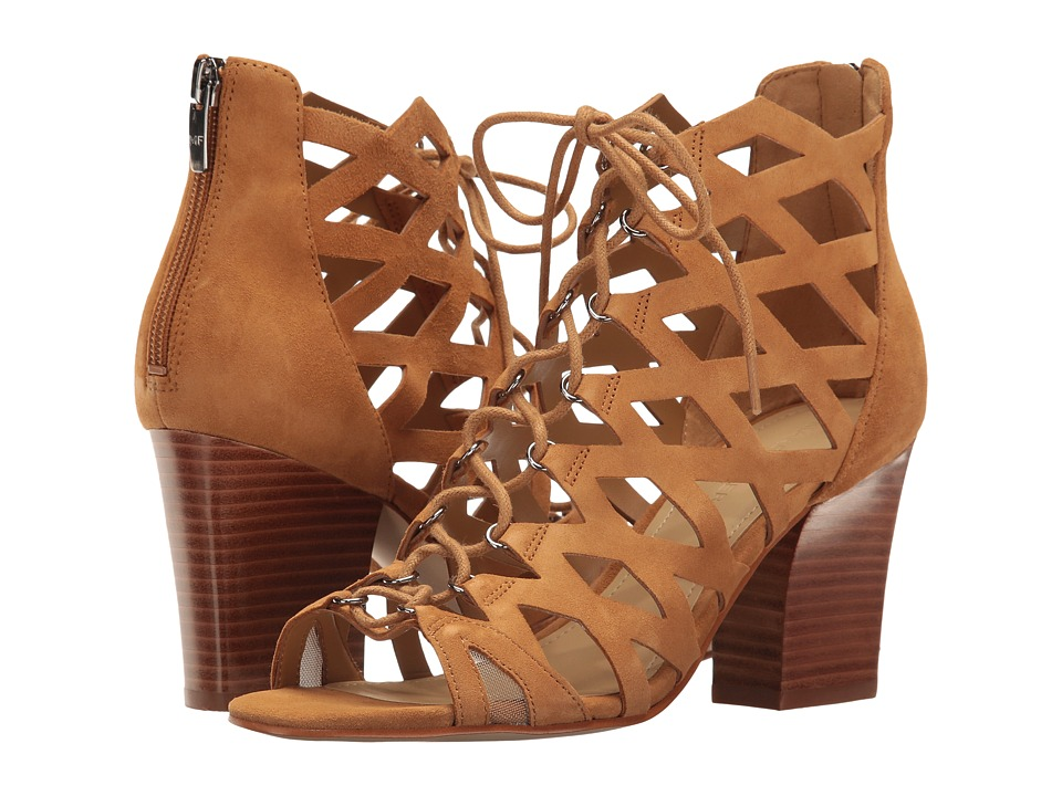 Marc Fisher - Blair (Tan) Women's 1-2 inch heel Shoes