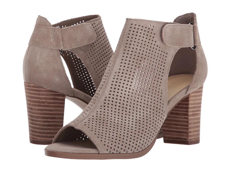 Marc Fisher - Demika (Tan) Women's Toe Open Shoes