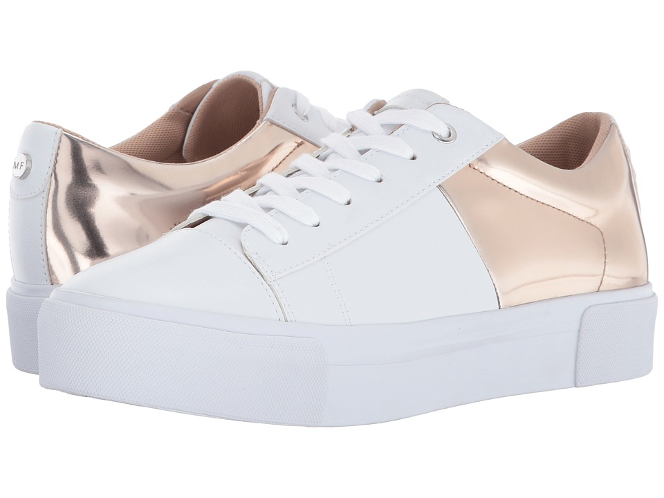 Marc Fisher - Xena (White) Women's Lace up casual Shoes