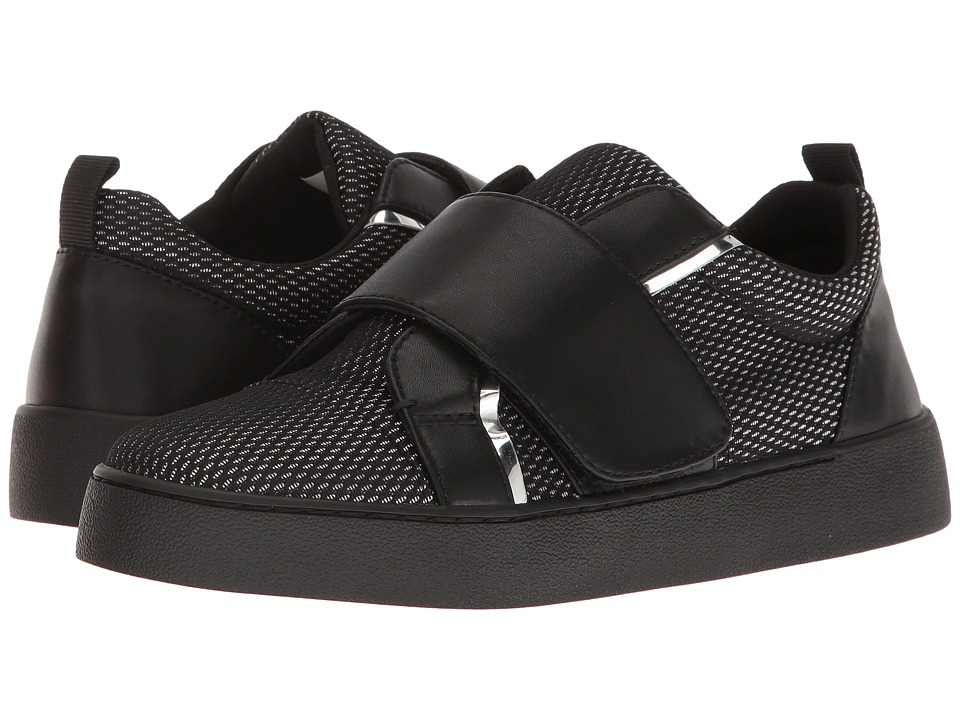 Nine West - Preston (Black Multi Fabric) Women's Shoes