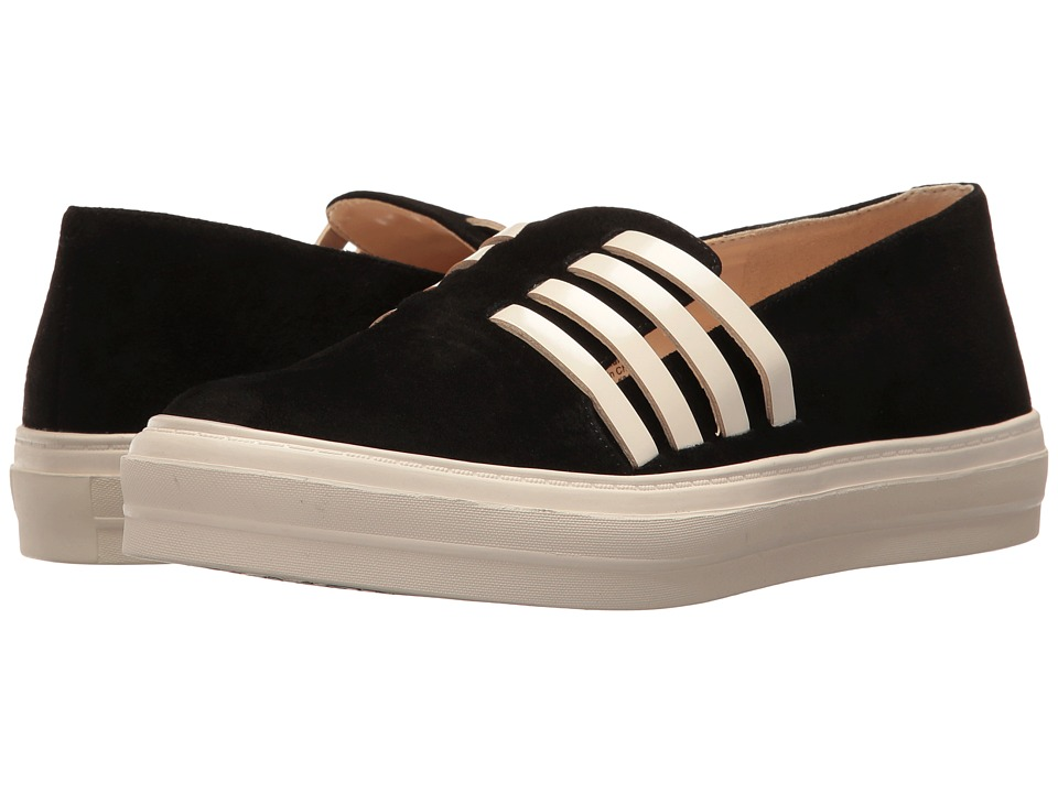 Nine West - Owen (Black/Milk) Women's Shoes