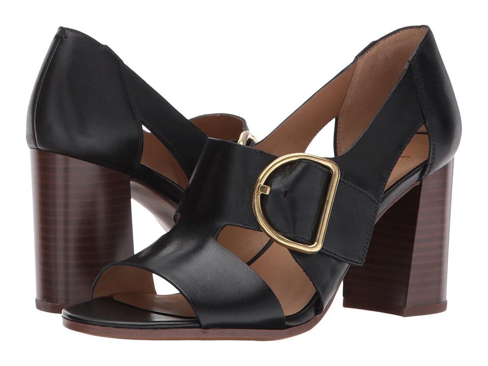 Franco Sarto Marketa (Black Leather) Women