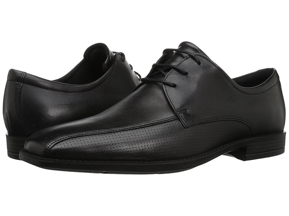 ECCO Edinburgh Formal Tie (Black) Men