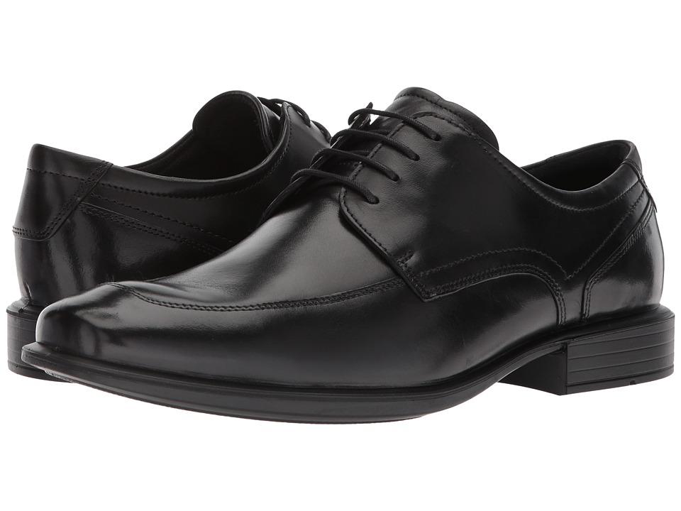 ECCO Cairo Formal Tie (Black) Men