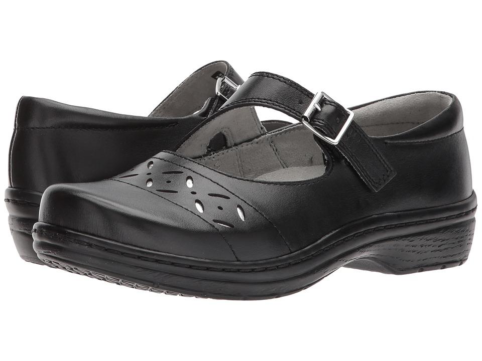 Klogs Footwear Madrid (Black Smooth) Women